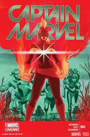 Captain Marvel (2014) no