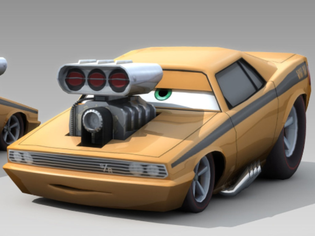 Snot Rod Cars Video Game