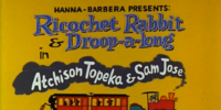 Ricochet Rabbit & Droop-a-long