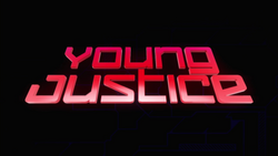Young Justice season one title card