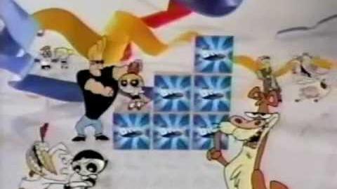 Cartoon Cartoon Fridays Big Pick Winners Show (2001)
