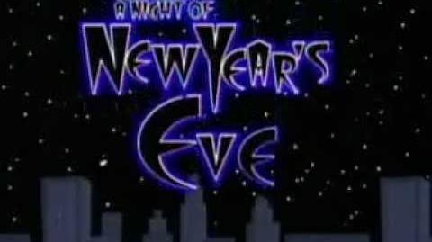 "Cartoon Network ""Night of New Years Eve-il"" Promo"