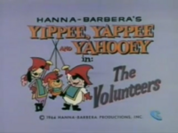 Yippee, Yappee and Yahooey Title Card
