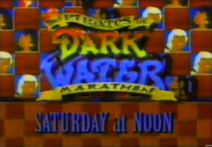The Pirates of Dark Water Marathon Logo