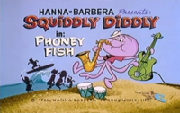 Phoney Fish Title Card