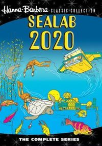 Sealab 2020 DVD