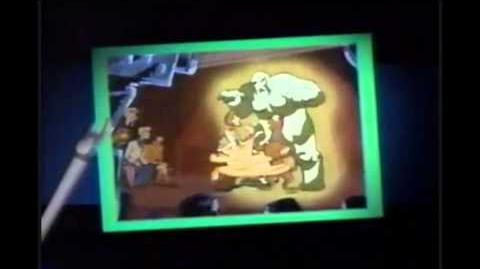 Cartoon Olio - Scooby Doo, Where Are You! Promo