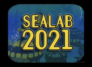 Sealab 2021 Title Card