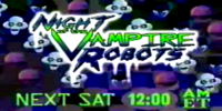 Night of the Vampire Robots
