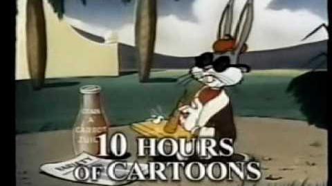 Cartoon Network - Cartoon Campaign 2000 Promos