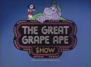 The Great Grape Ape Show title
