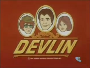 Devlin Title Card
