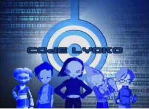Code lyoko title