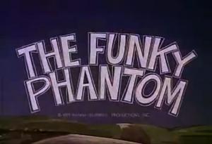 The Funky Phantom Title Card