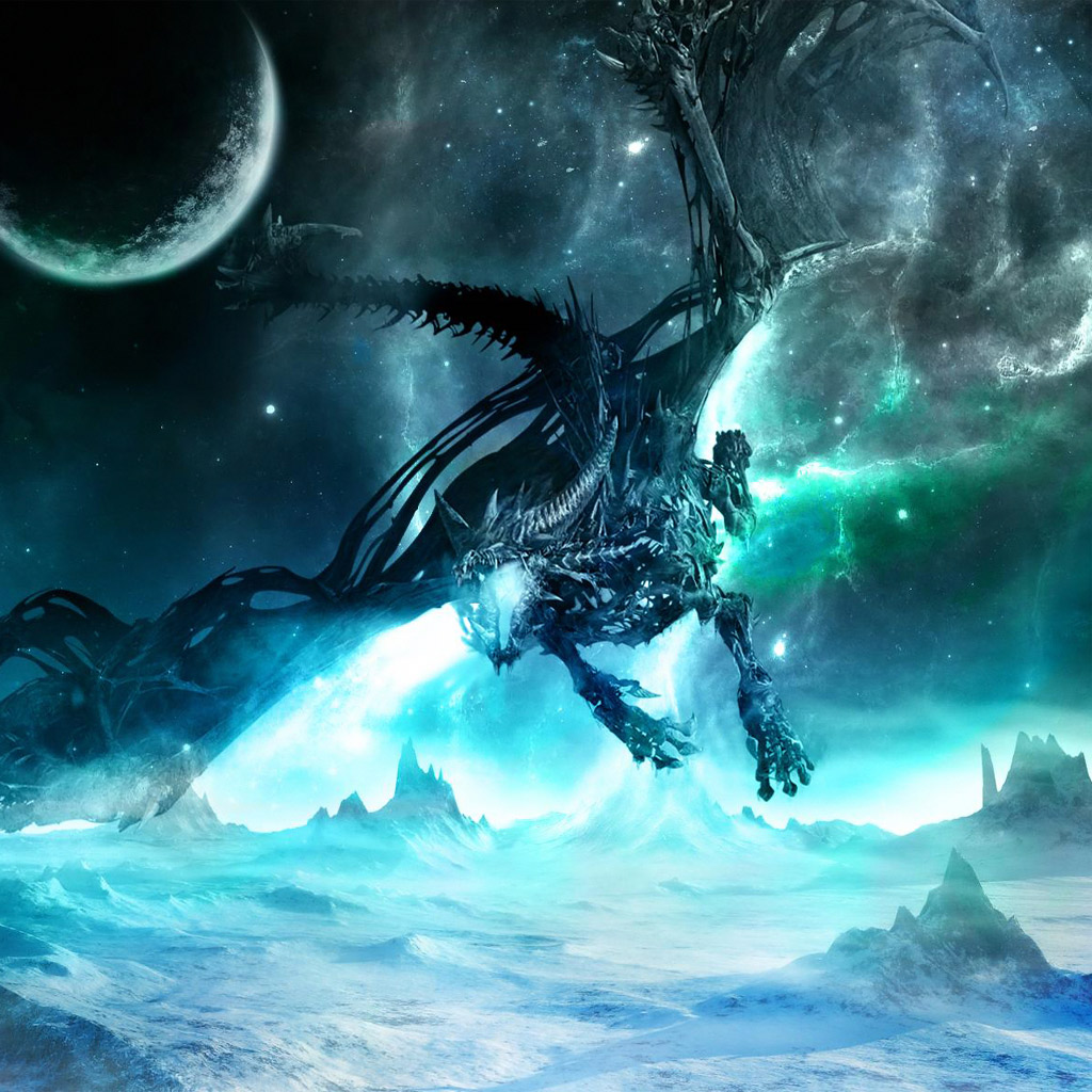 Ice dragon cartoons and fiction wiki fandom powered by wikia - Awesome dragon pictures ...