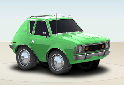 AMC Gremlin (1970-1978) / Coolspotters