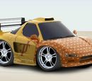 Acura Tej`s NSX 2000