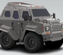 Armet Armored Vehicle Gurkha 2011