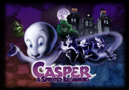 casper movie house. Casper: A Spirited Beginning | Casper The Friendly Ghost Wiki FANDOM Powered By Wikia Movie House