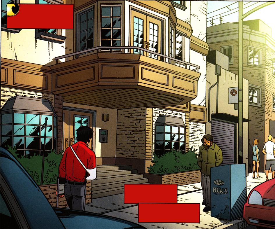 Red Robin Nest | Cass Cain Mainframe Wiki | Fandom powered by Wikia