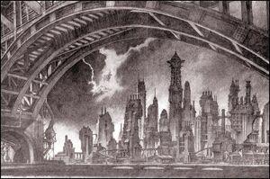 Gotham Skyline 2