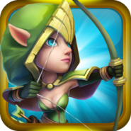 Castleclash android apps icon