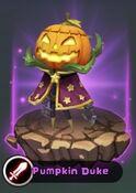 Pumpkin duke old version