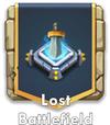 Lost battlefield