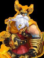 Evolved Thunder God