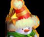 Evolved Snowzilla Icon