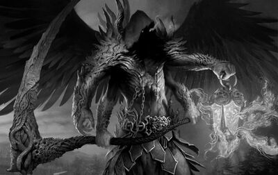 Monster death dead