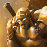 Hero colossus stone guardian of terra boss alternate 3