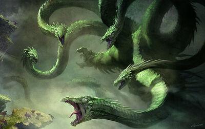 Monster cronus earth large