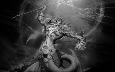 Poseidon Dead