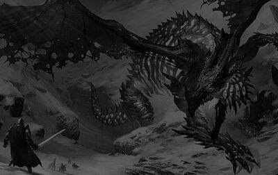 Monster thanatos dead