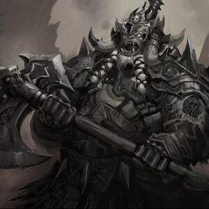Orc Boss Dead