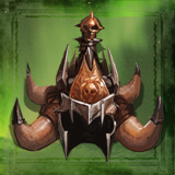 Boar Tusk Helm