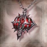 Bloodfelt Pendant