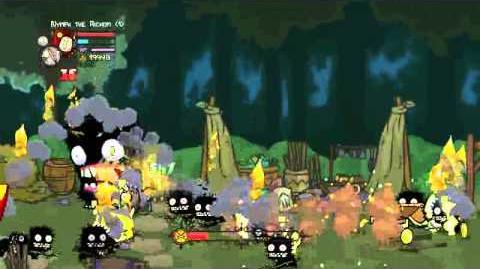 Fire Demon vs Insane Mode Troll Mother