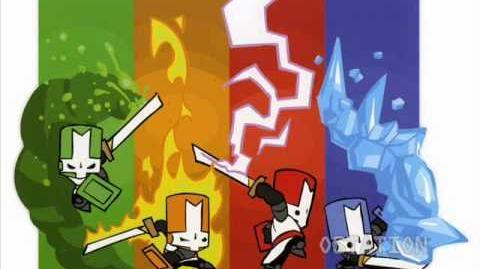 Castle Crashers OST, T01 Four Brave Champions