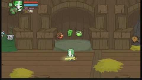 Castle Crashers All Animal Orbs in Ark When The Game Was Released