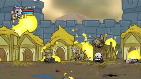 Castle Crashers 1 Gameplay Home Castle Castle Keep - Steam