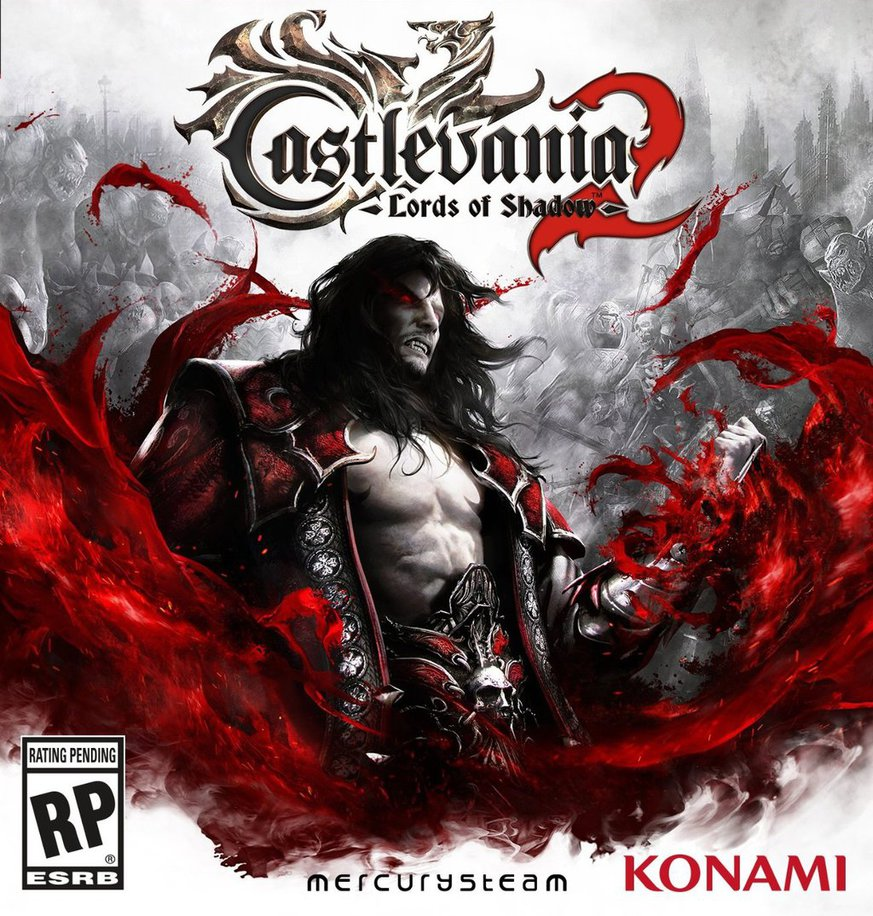 Free Download Castlevania : Lord Of Shadows 2