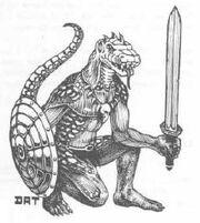 Lizardman - 01