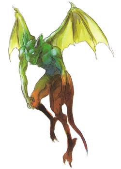 Super Castlevania IV - Gargoyle - 01