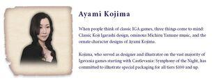 Kojima Bloodstained