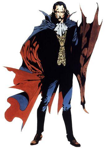 File:Akumajo Dracula XX Art Dracula 2.jpg