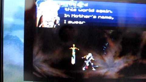 Castlevania Symphony Of The Night Final Ending PSP