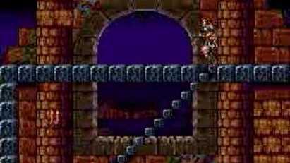 Super Castlevania 4 Stage 1