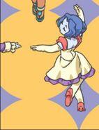 PoR Illustrated Dancer